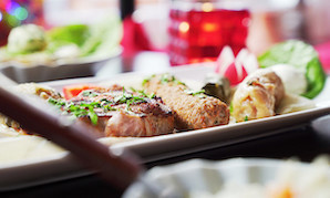 Restaurant Shirak | Hoofdgerecht